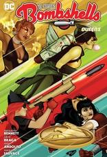 DC Comics Bombshells Vol 04: Queens TP