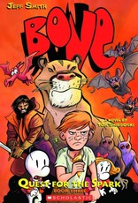 Graphix Bone Quest For Spark SC Novel Book 03