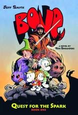 Graphix Bone: Quest For Spark Book 01 YR Novel