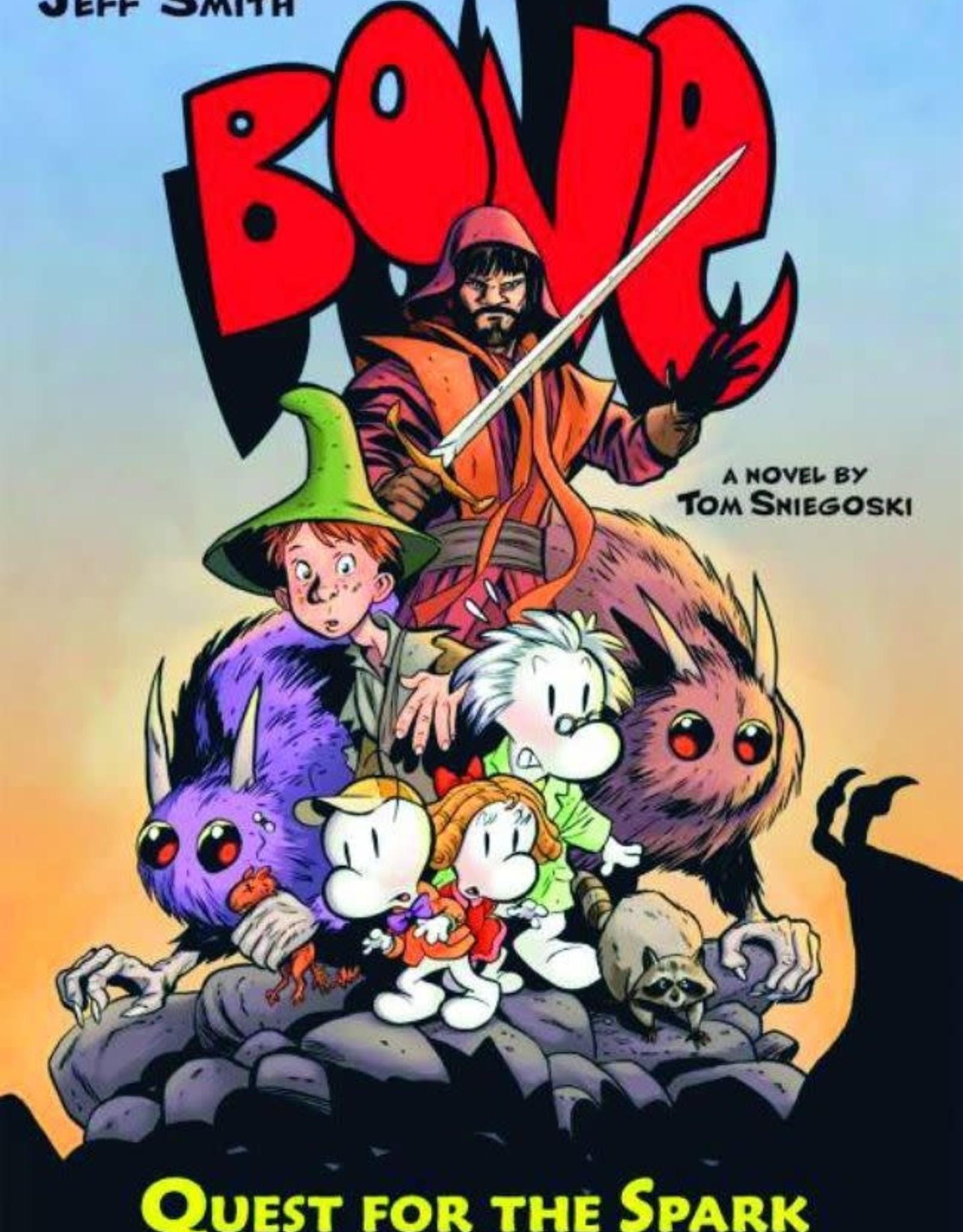 Graphix Bone Vol 01 Quest for the Spark
