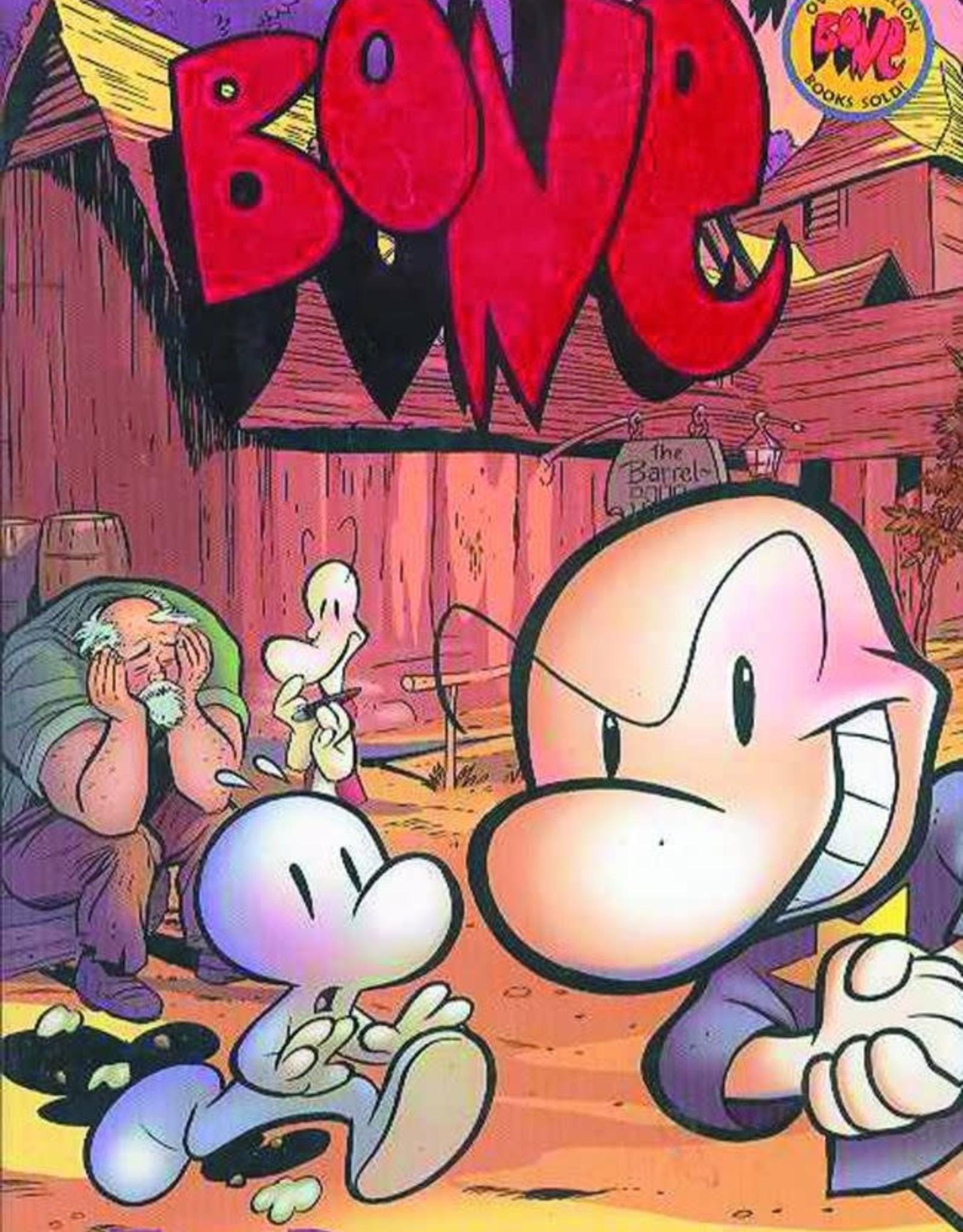Graphix Bone Vol 04: The Dragonslayer TP