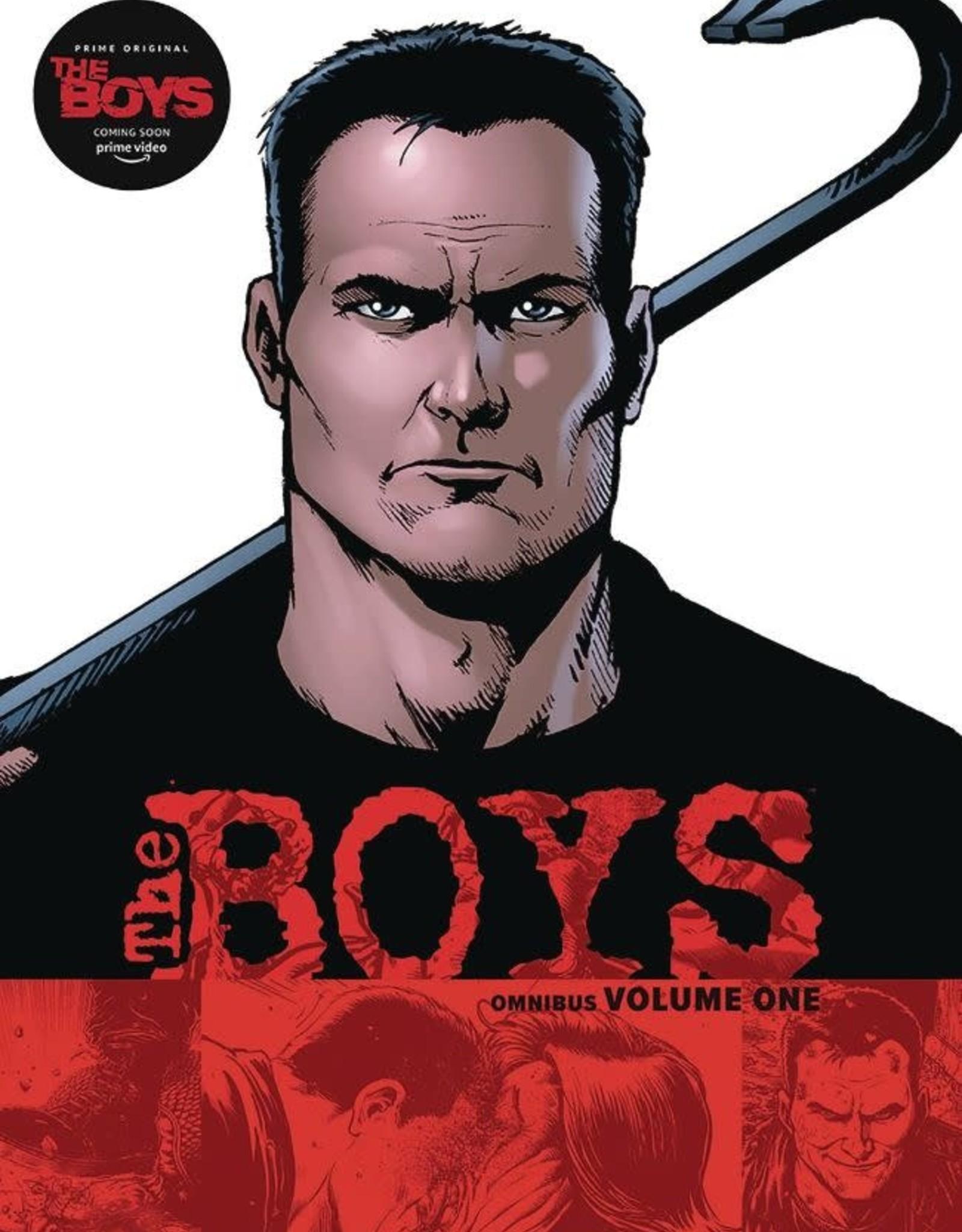 Dynamite Boys Omnibus TP Vol 01