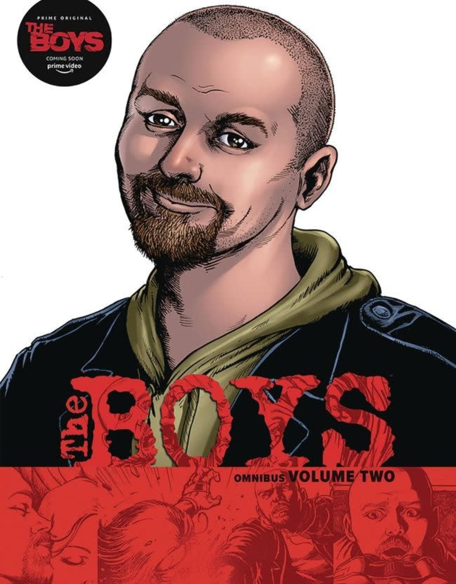 Dynamite Boys Omnibus Vol 02 TP