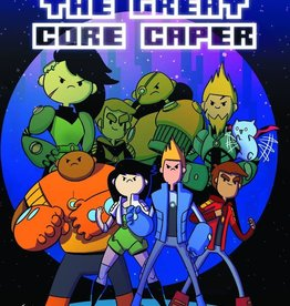 Perfect Square Bravest Warriors  - This Way or That: The Great Core Caper YR GN