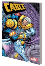 Marvel Comics Cable and Hellfire Hunt TP