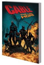 Marvel Comics Cable Vol 02: The Last Hope TP