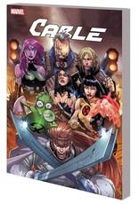 Marvel Comics Cable Vol 02: The Newer Mutants TP