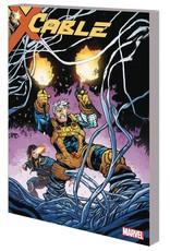 Marvel Comics Cable Vol 03: Past Fears TP