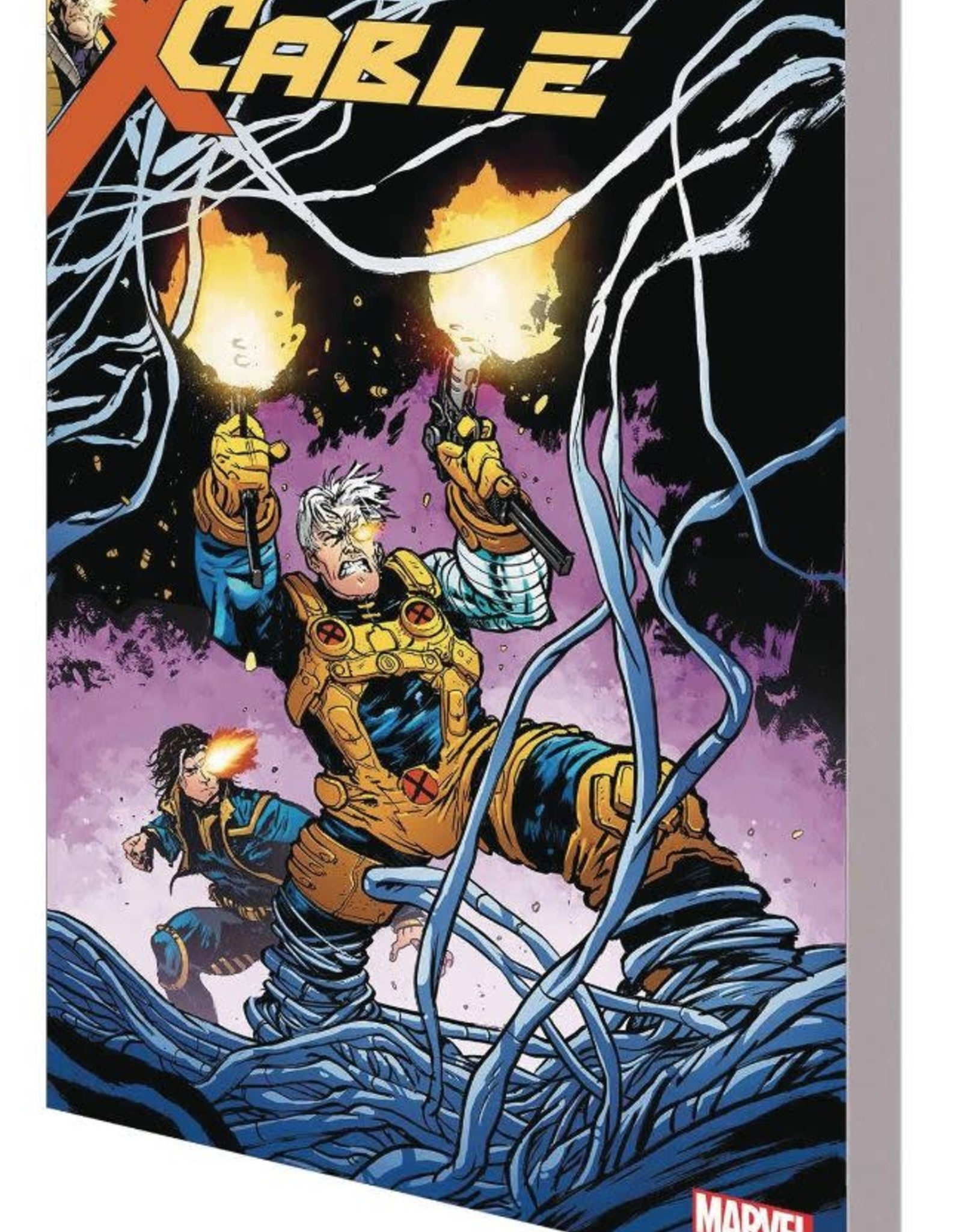 Marvel Comics Cable Vol 03 Past Fears