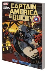 Marvel Comics Captain America & Bucky Old Wounds