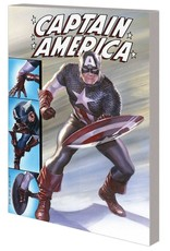 Marvel Comics Captain America Evolutions of a Living Legend