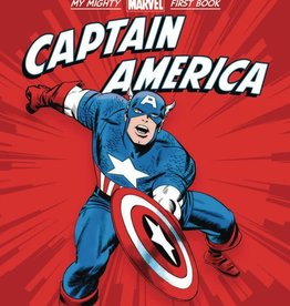 Abrams Appleseed Captain America My Mighty Marvel First Board Book