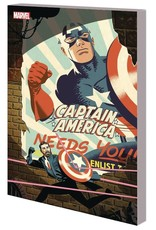Marvel Comics Captain America: Promised Land TP