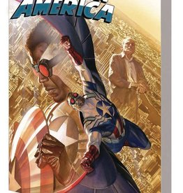 Marvel Comics Captain America Sam Wilson Complete Collection Vol 01