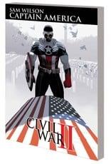 Marvel Comics Captain America: Sam Wilson Vol 03: Civil War II  TP