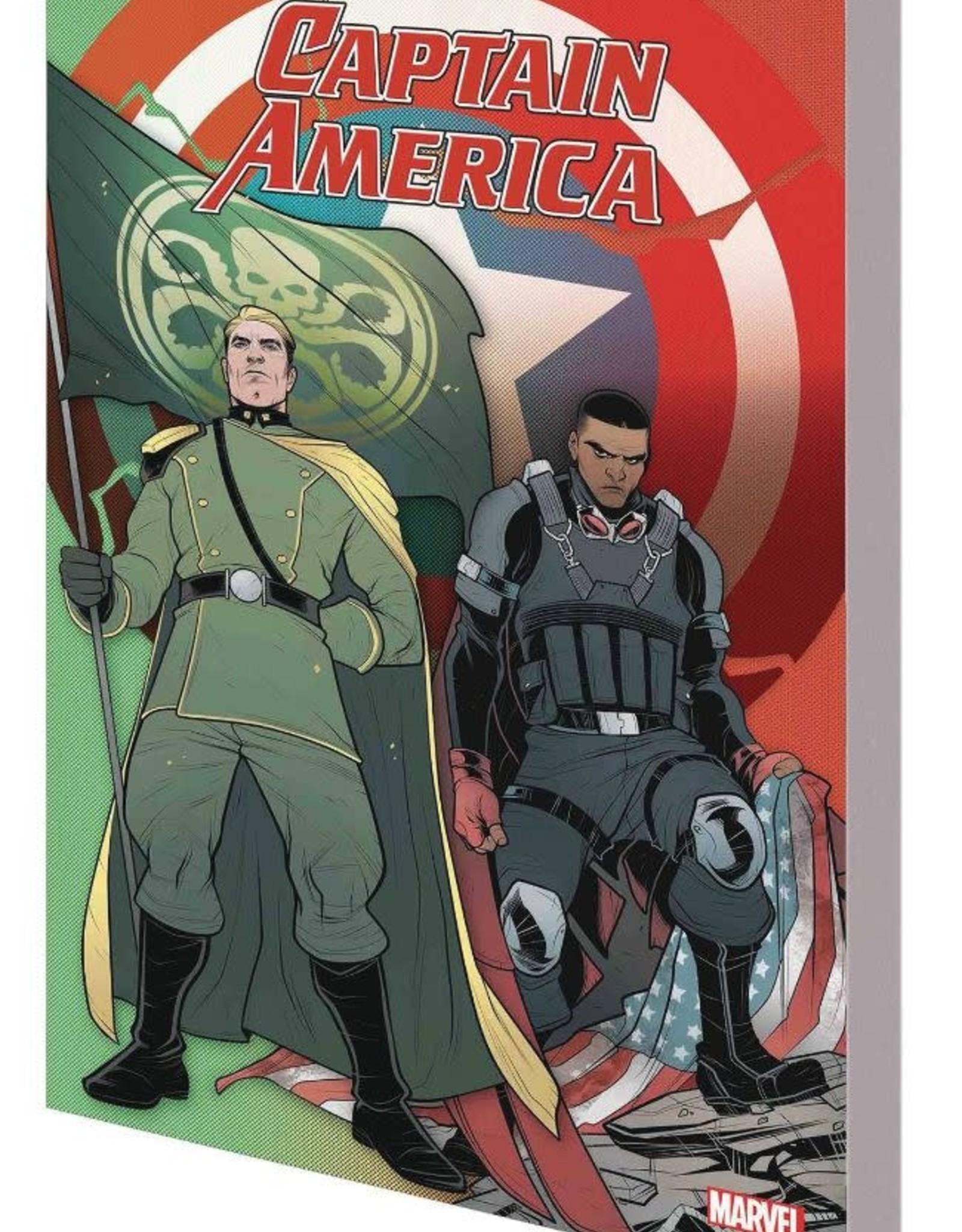 Marvel Comics Captain America Secret Empire