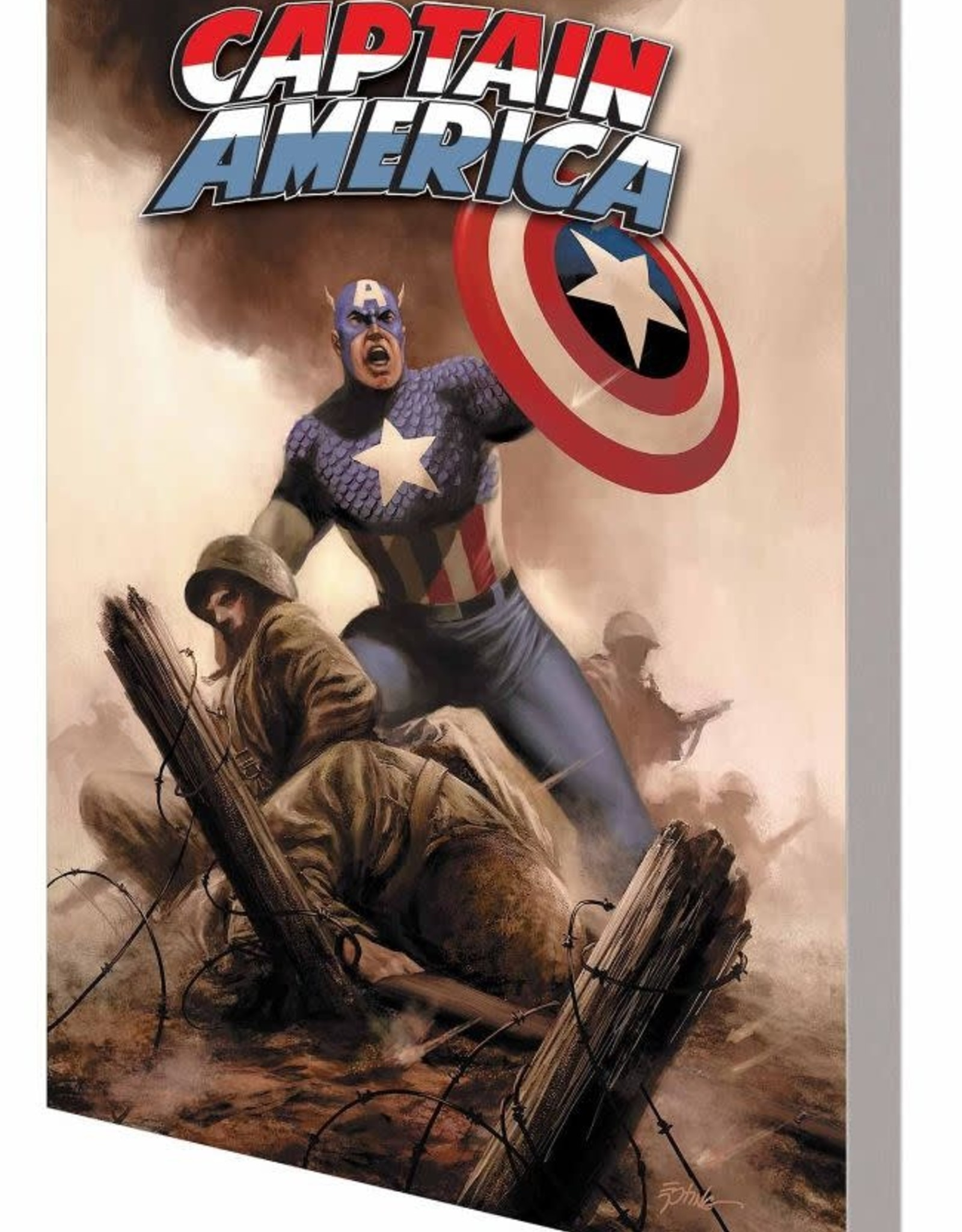 Marvel Comics Captain America Theater of War Complete Collection