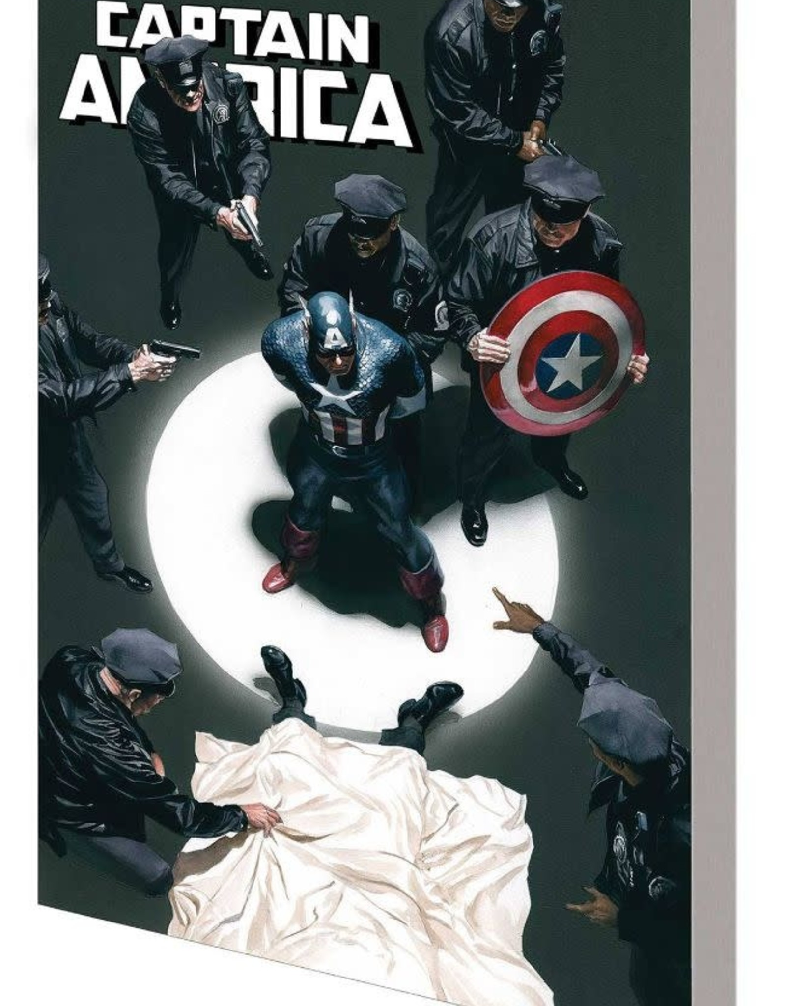 Marvel Comics Captain America Vol 02 Captain of Nothing