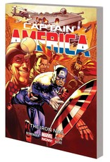 Marvel Comics Captain America Vol 04 The Iron Nail