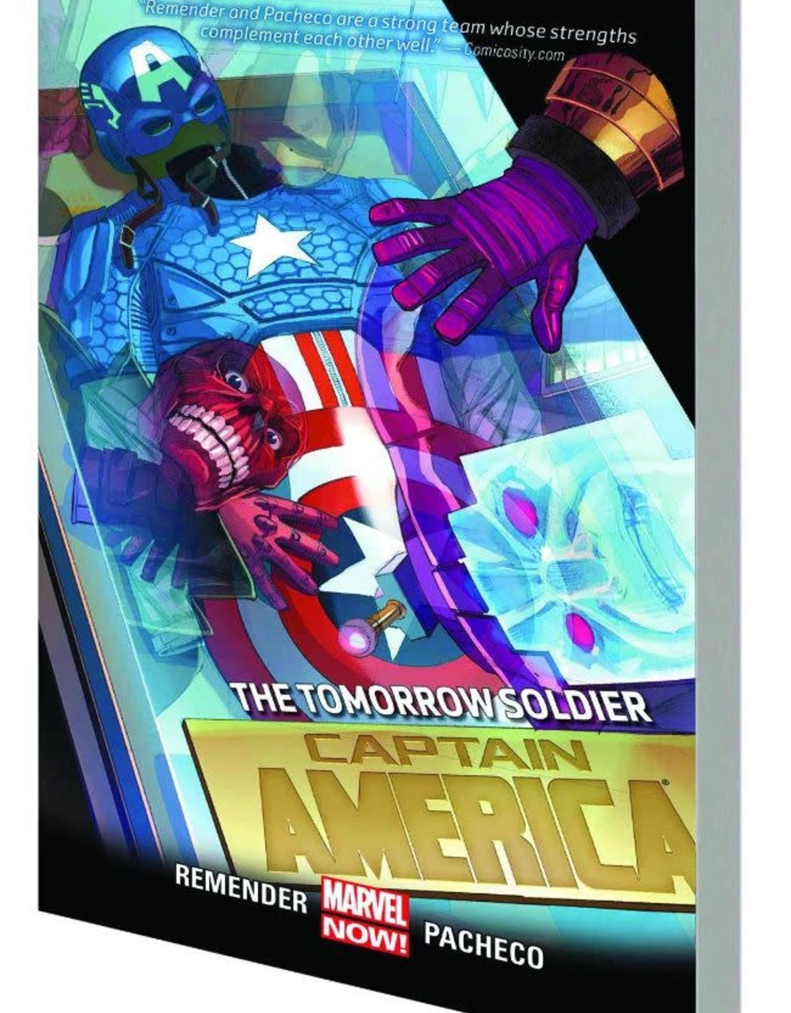 Marvel Comics Captain America Vol 05 The Tomorrow Soldier