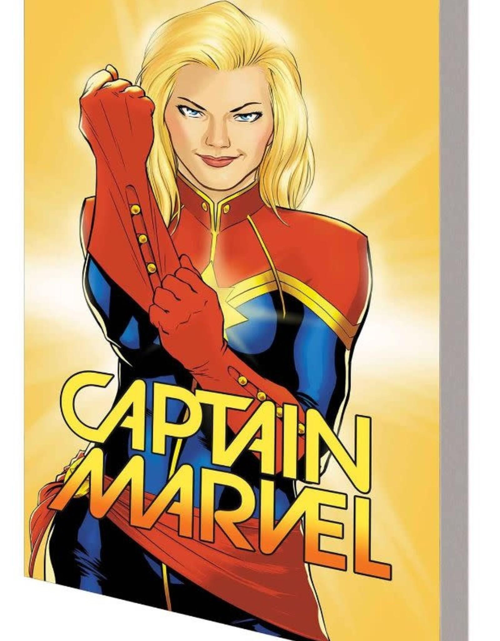 Marvel Comics Captain Marvel Earth's Mightiest Hero Vol 03