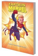 Marvel Comics Captain Marvel: Earth's Mightiest Hero Vol 05 TP