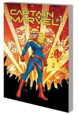 Marvel Comics Captain Marvel Vol 01 Re-Entry