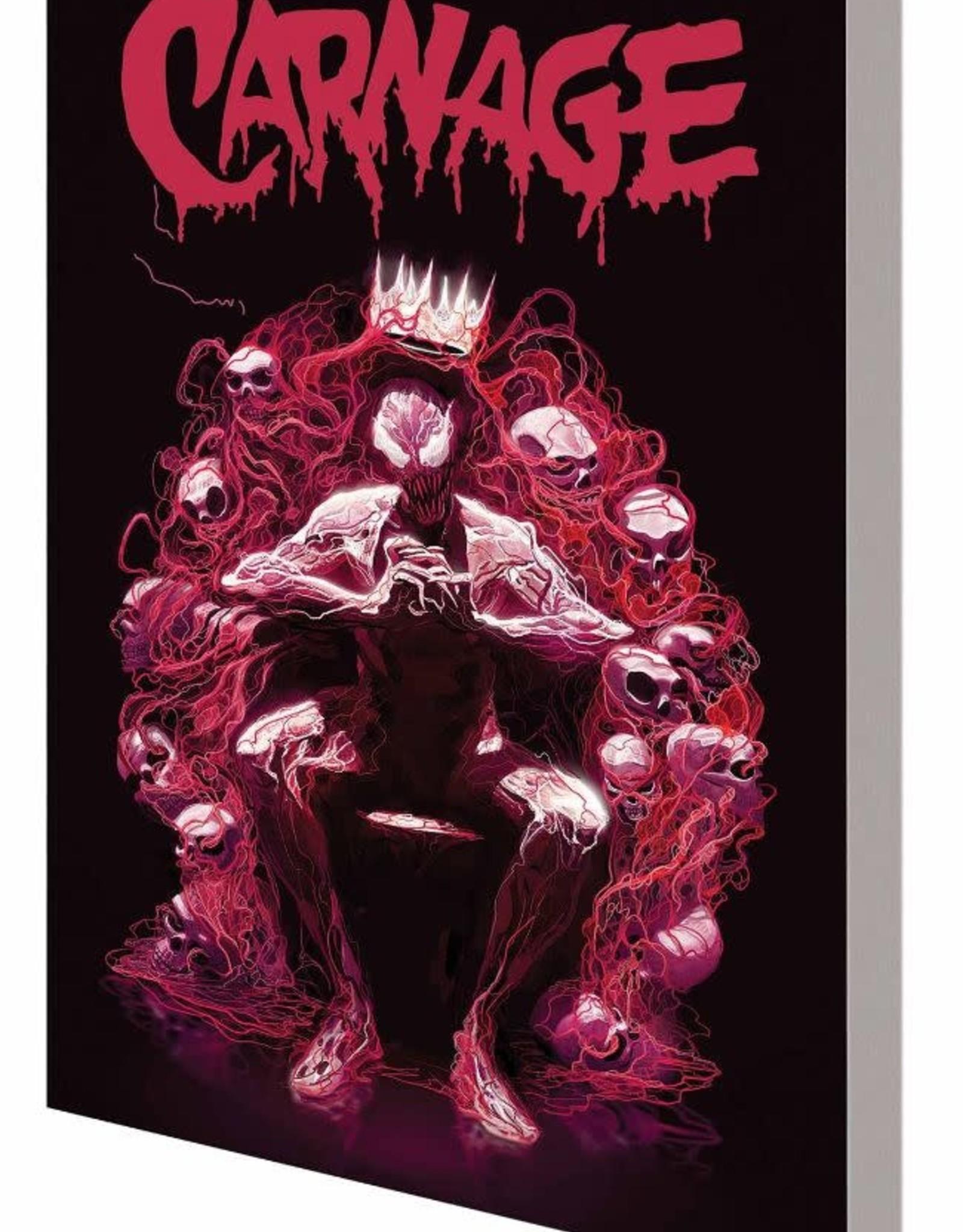 Marvel Comics Carnage Vol 02 World Tour