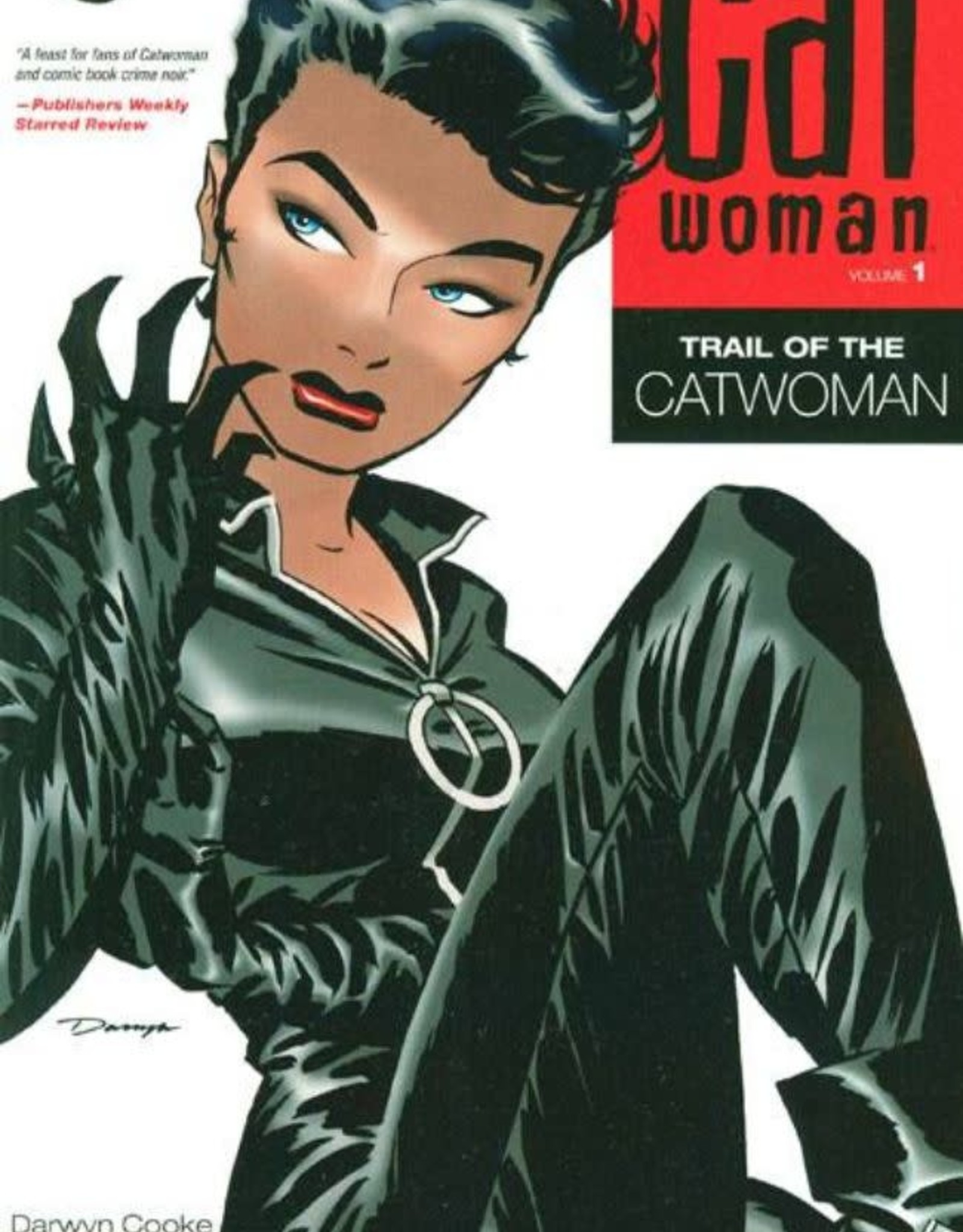 DC Comics Catwoman Vol 01: Trial of the Catwoman TP