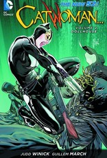 DC Comics Catwoman Vol 02 Dollhouse