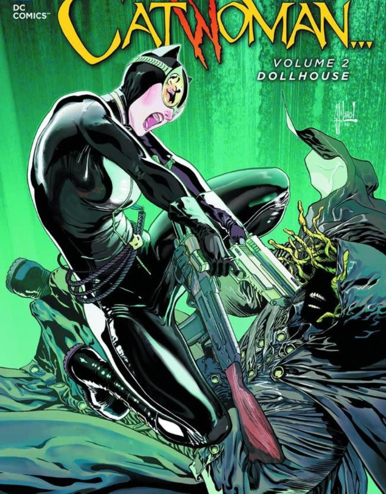 DC Comics Catwoman Vol 02: Dollhouse TP