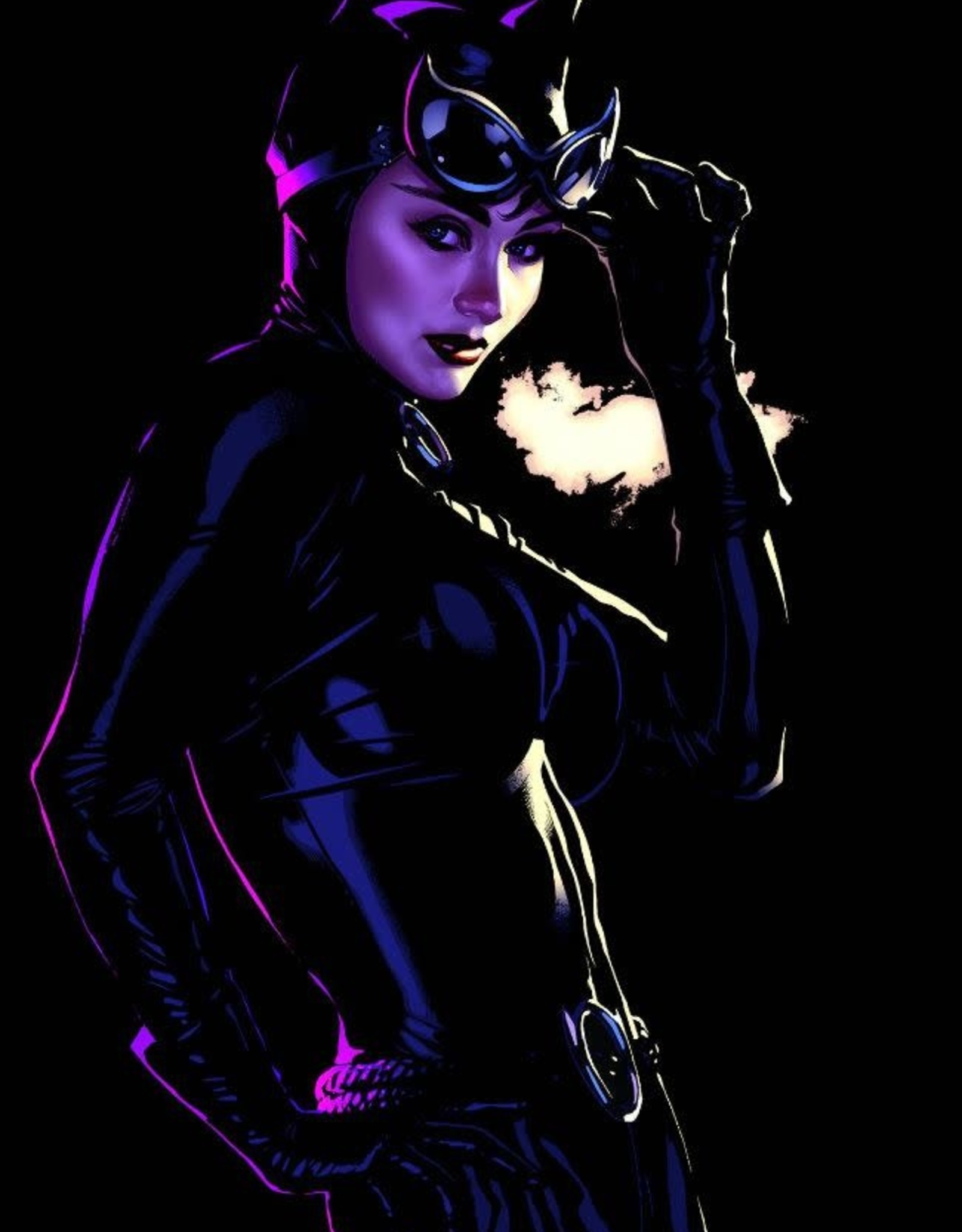DC Comics Catwoman Vol 04: The One You Love TP