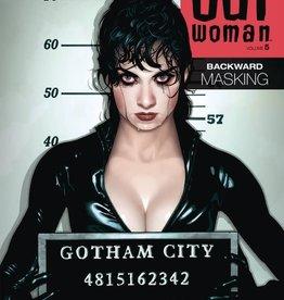 DC Comics Catwoman Vol 05 Backward Masking