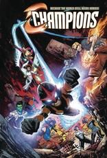 Marvel Comics Champions Vol 02 Give and Take