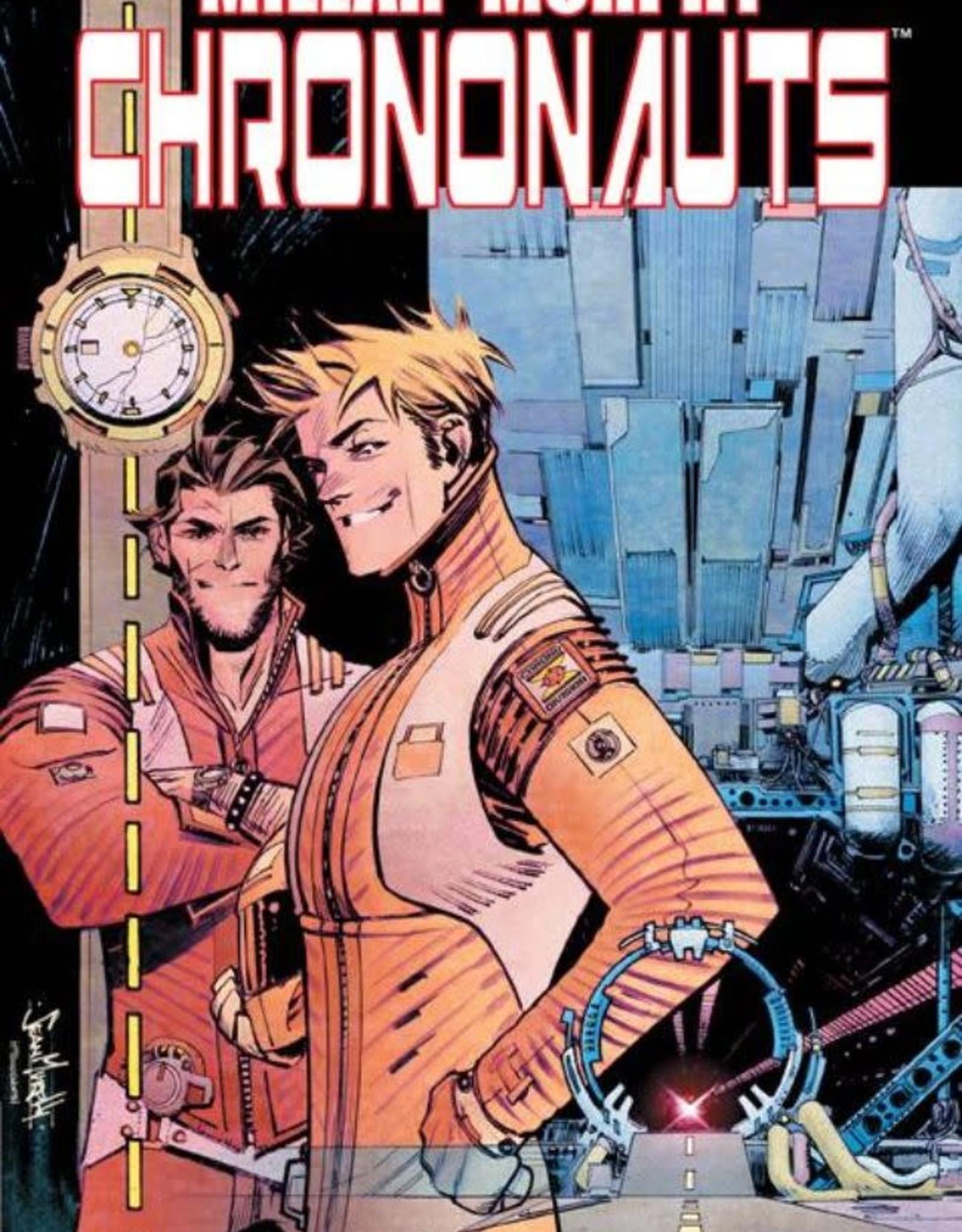 Image Comics Chrononauts Vol 01