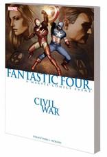 Marvel Comics Civil War Fantastic Four