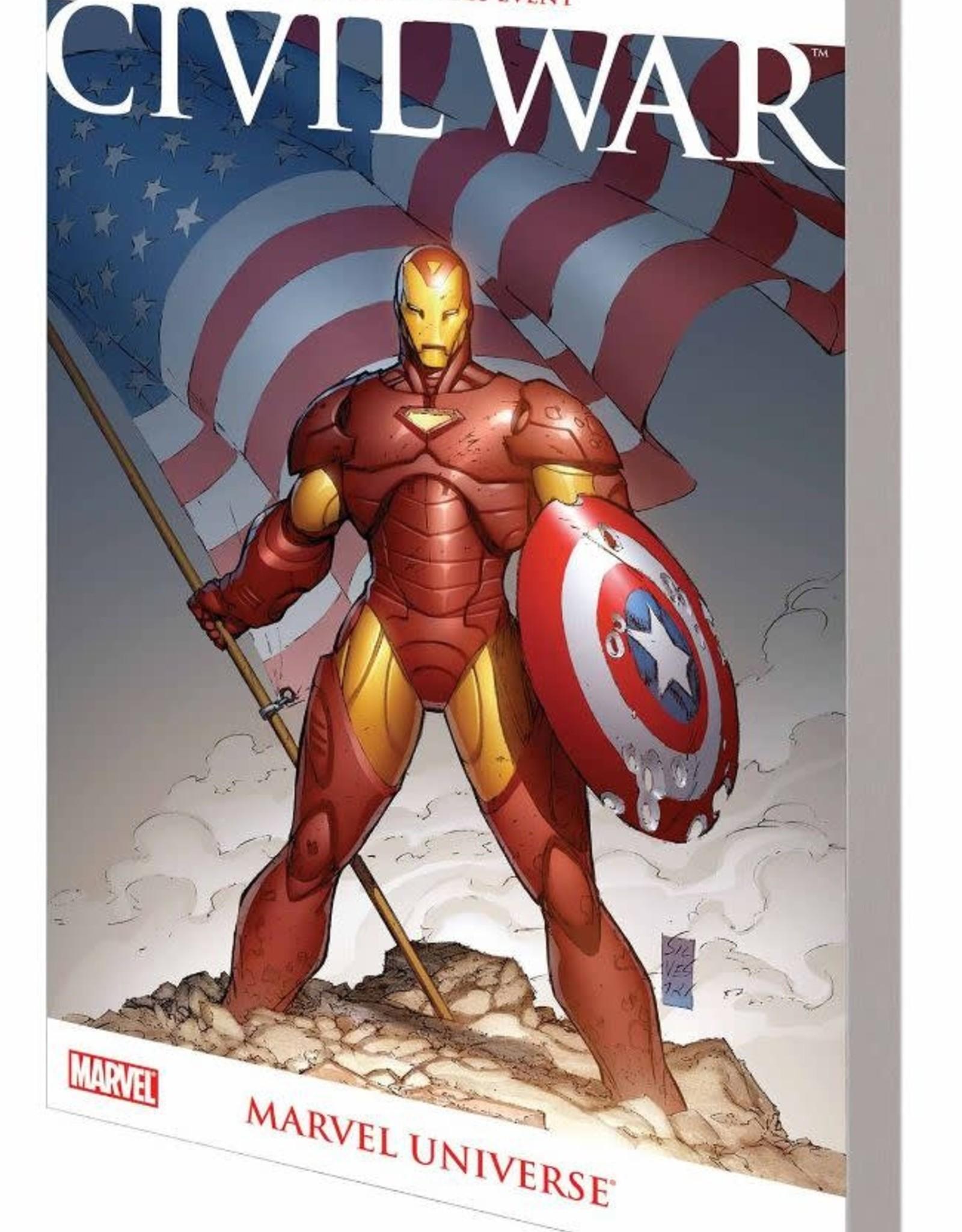 Marvel Comics Civil War Marvel Universe