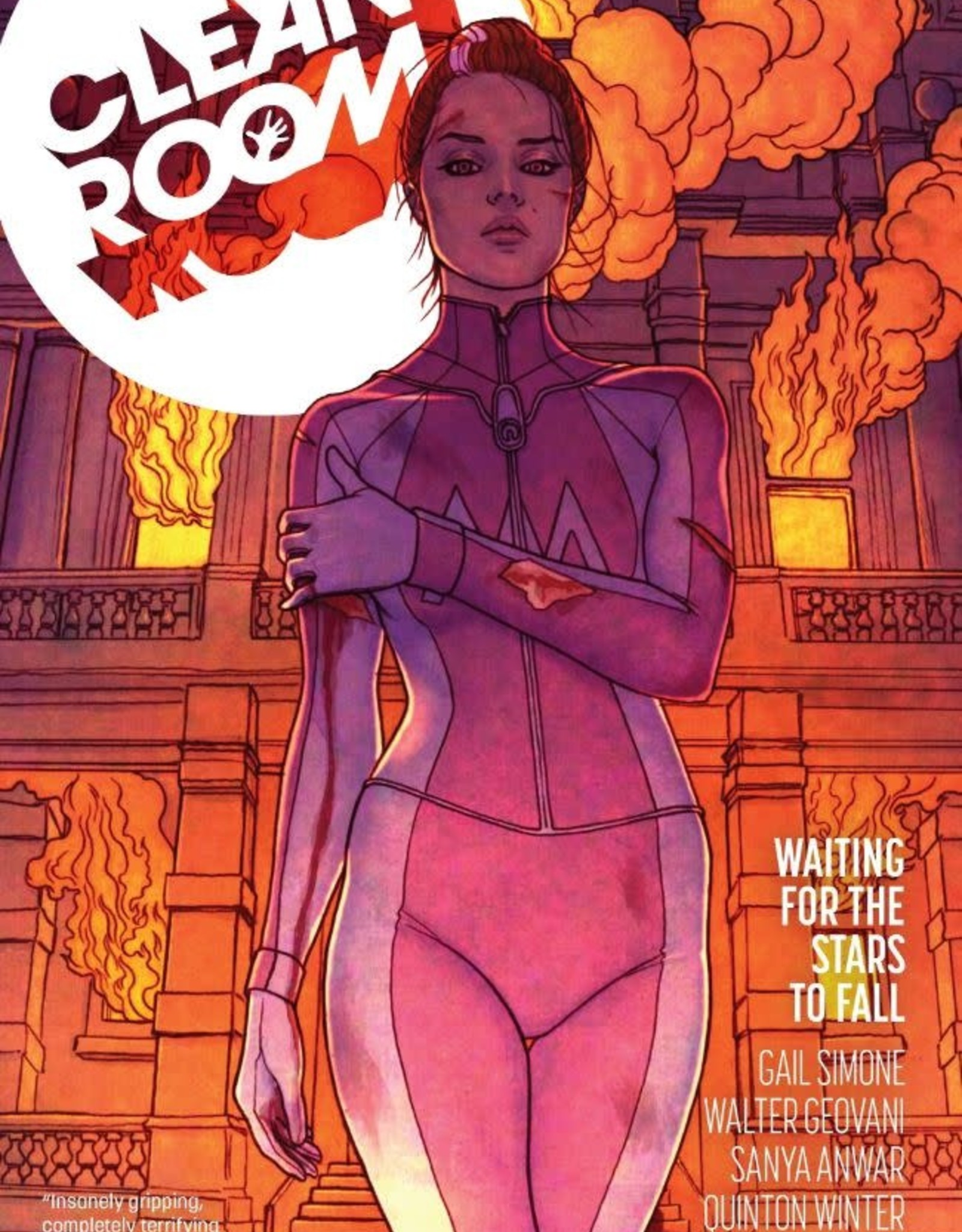 DC Comics Clean Room Vol 03: Waiting for the Stars to Fall TP