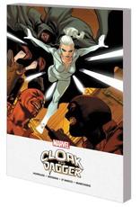 Marvel Comics Cloak & Dagger Shades of Grey