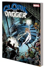 Marvel Comics Cloak and Dagger Lost and Found