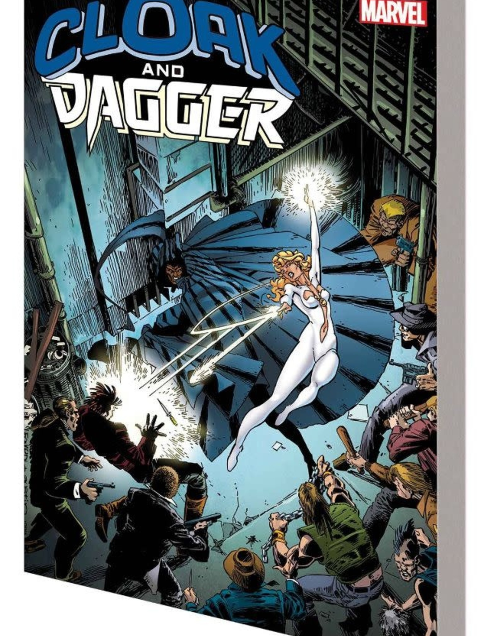 Marvel Comics Cloak & Dagger: Lost and Found TP