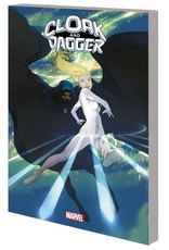 Marvel Comics Cloak and Dagger Runaways & Reversals