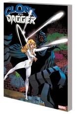 Marvel Comics Cloak & Dagger: Shadow and Light TP
