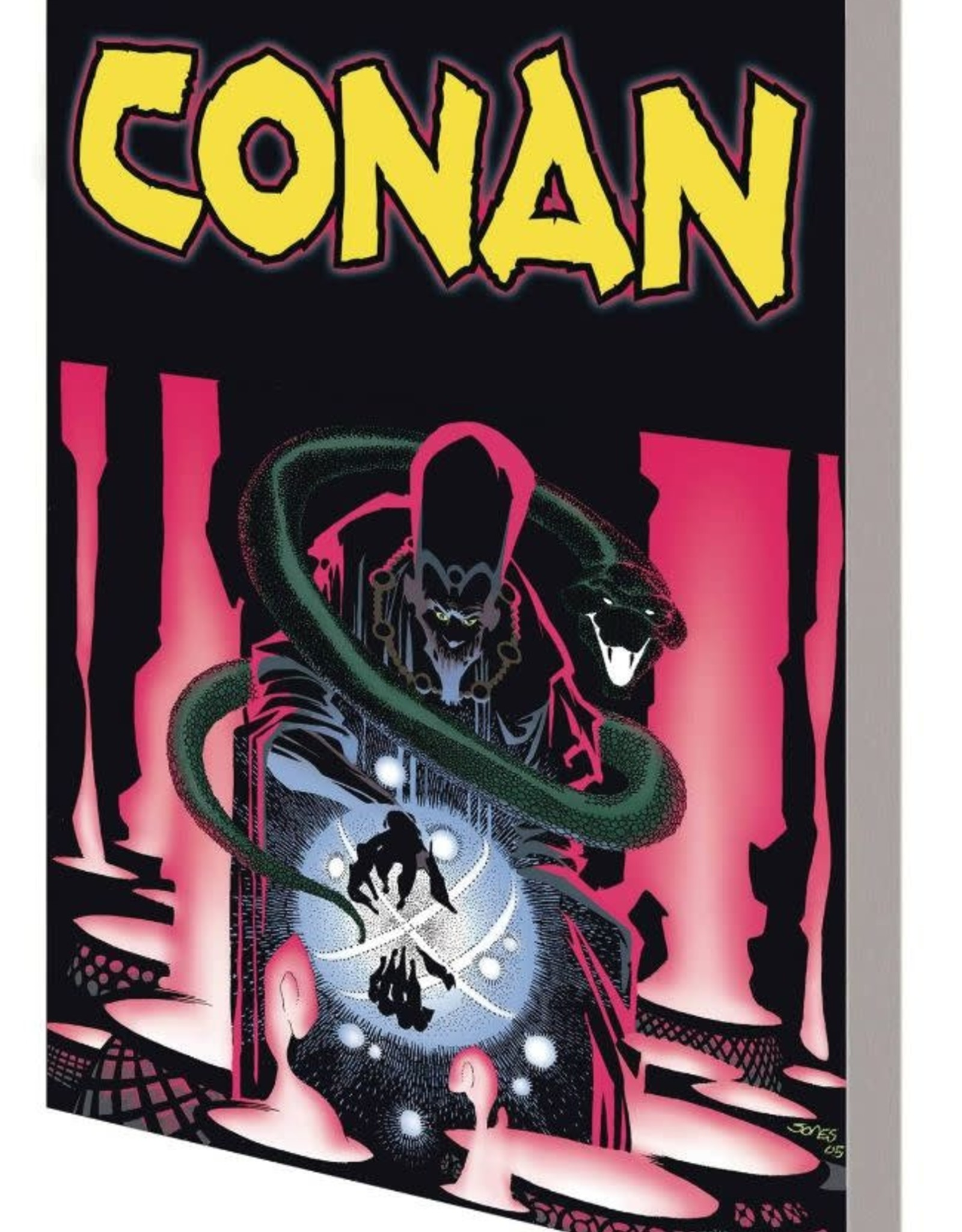 Marvel Comics Conan Book of Thoth and Other Stories