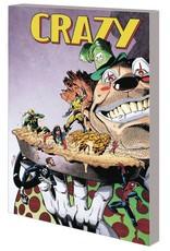 Marvel Comics Crazy