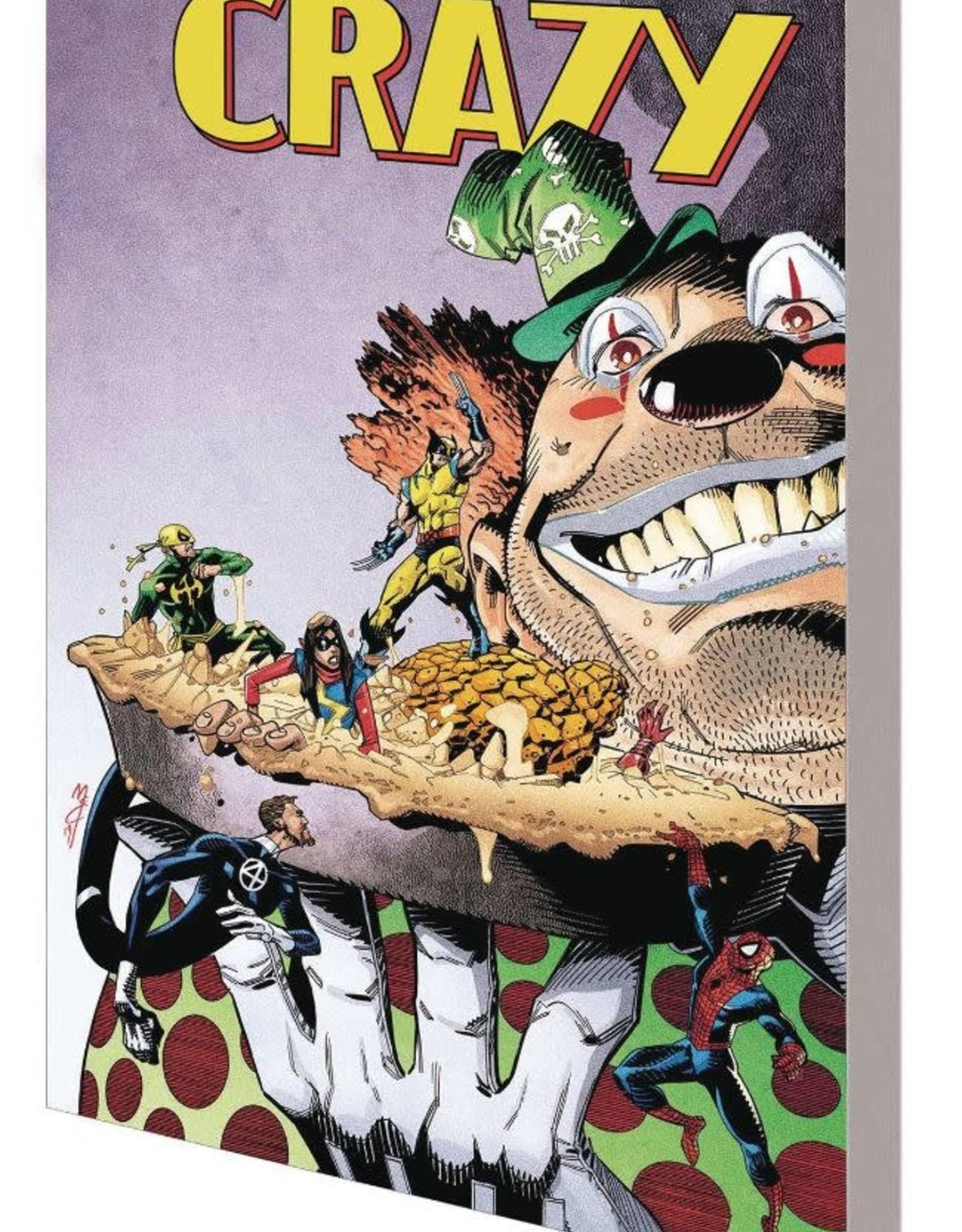 Marvel Comics Crazy TP