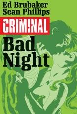 Image Comics Criminal Vol 04: Bad Night TP