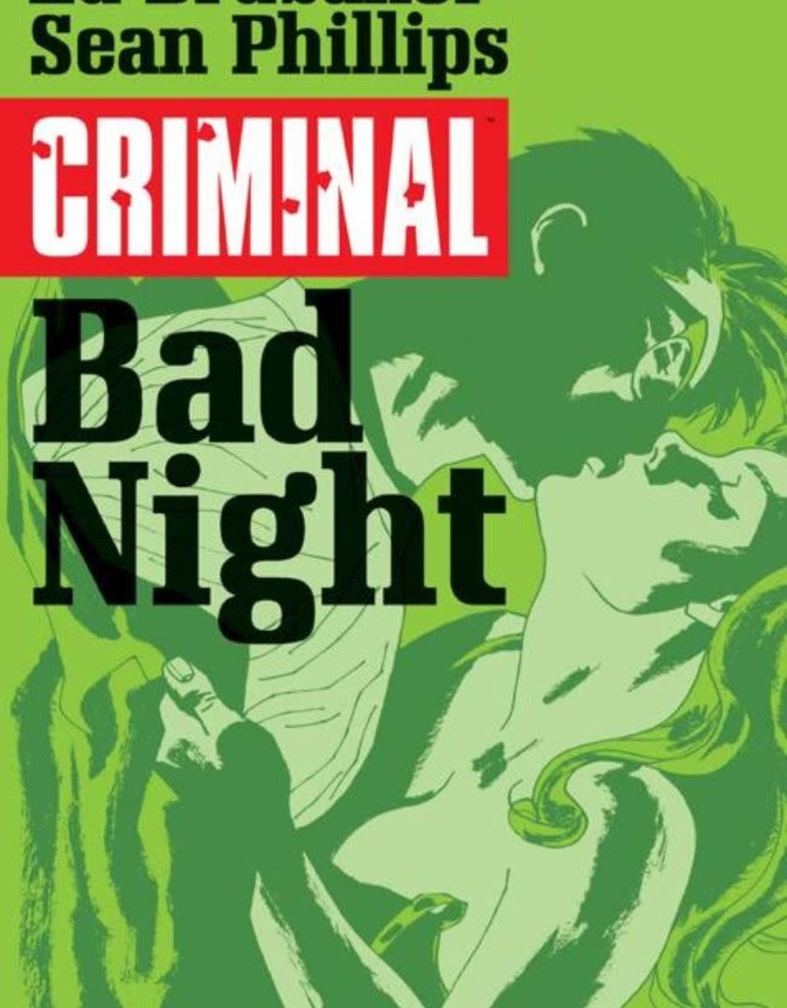 Image Comics Criminal Vol 04 Bad Night