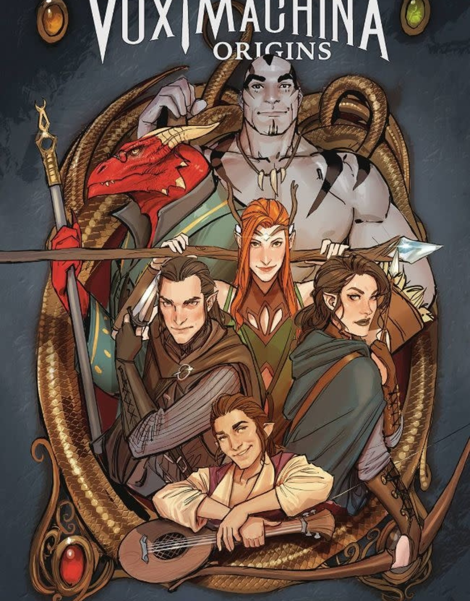 Dark Horse Comics Critical Role TP Vol 01 Vox Machina Origins