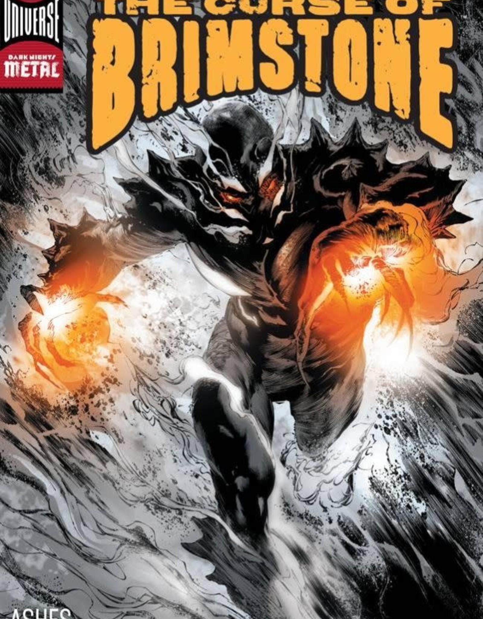 DC Comics Curse of Brimstone Vol 02: Ashes TP